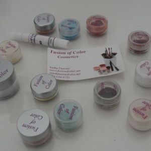 Mineral Makeup at its Best! Fusion of Color Cosmetics