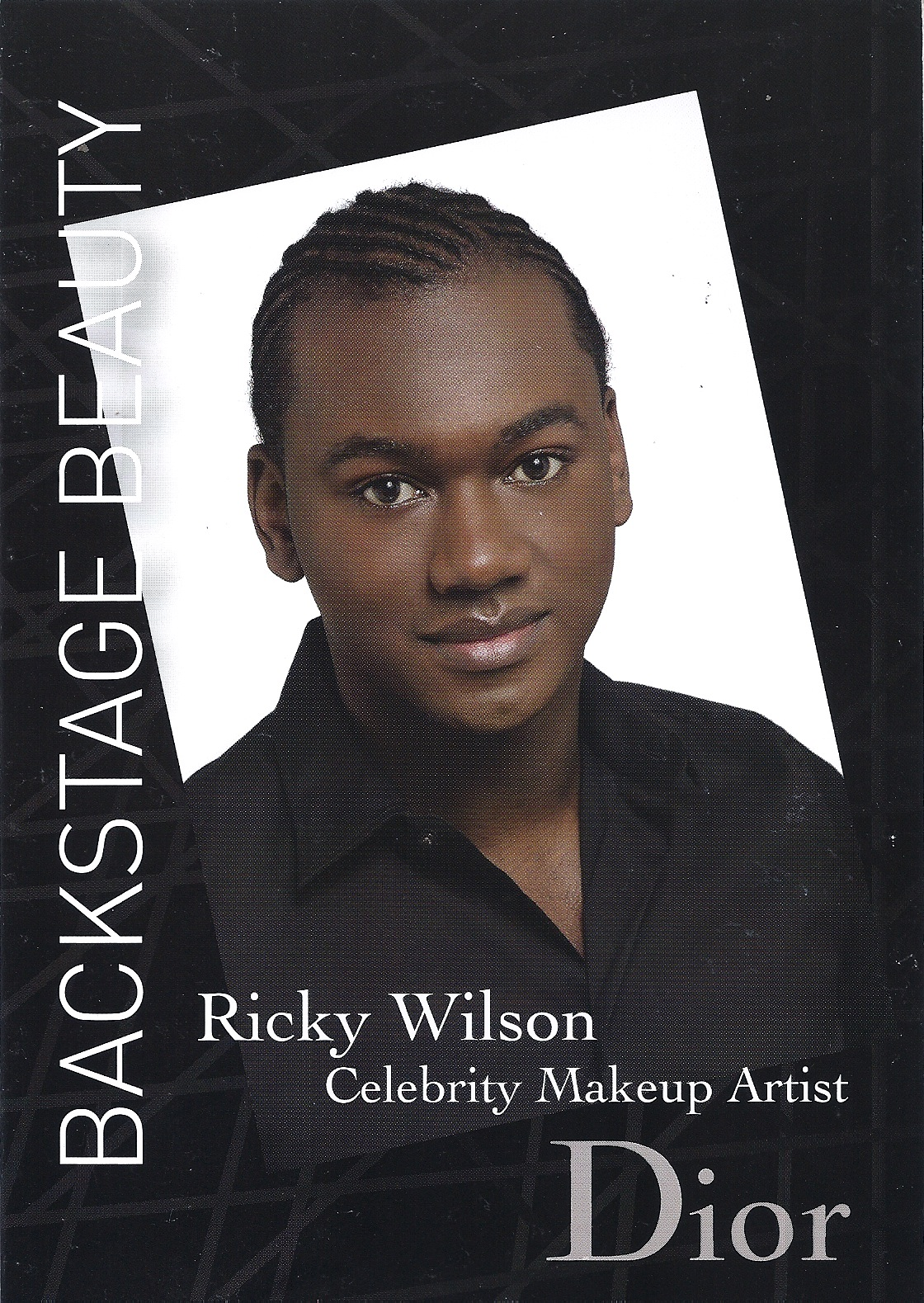 Ricky Wilson, Dior Cosmetics, Melodykew, Cosmetically Challenged