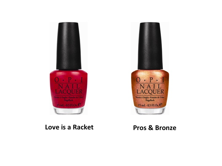 OPI Launches Sizzling Shades with Serena Williams' Glam Slam! Series in Anticipation of Upcoming New York Tournament