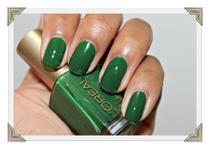 Loreal\'s Hyde Park brings Nature to your Nails