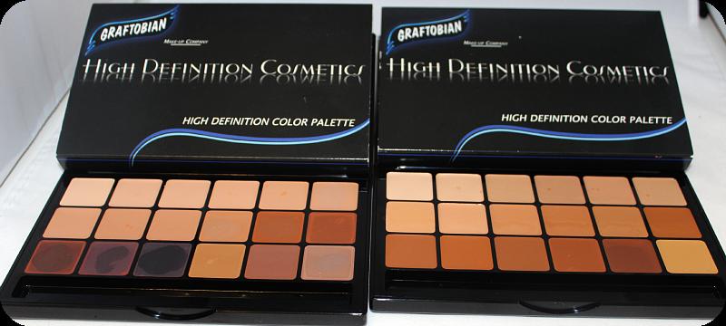 Graftobian Palettes Blog Sale