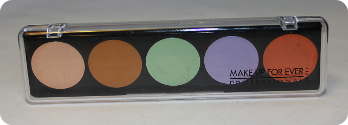 Makeup Forever Color Corrector palette