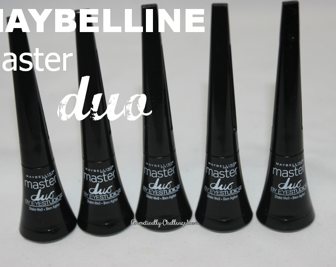 Maybelline Master Duo Liners for Spring 2013