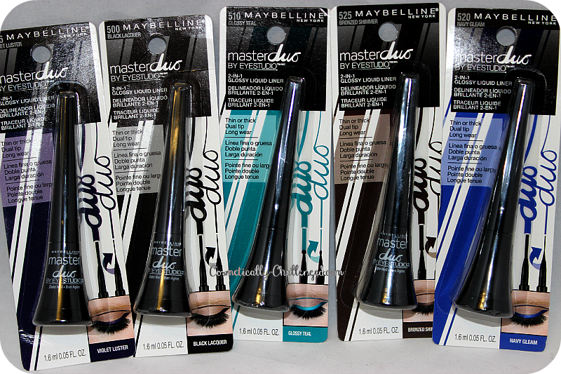 Maybelline Master Duo Liquid Liners
