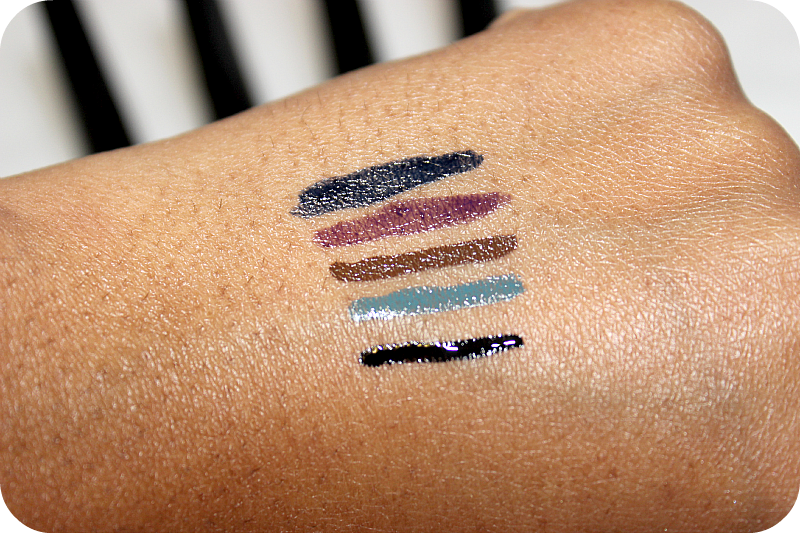 Maybelline Master Duo Swatches