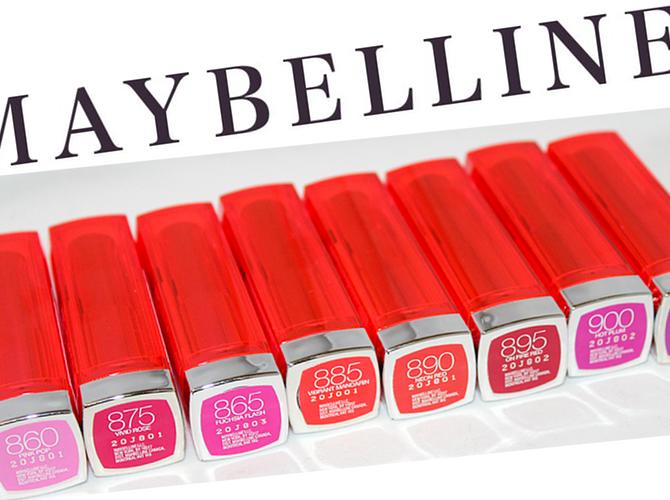 Maybelline ColorSensational Vivids Review x Picture Heavy