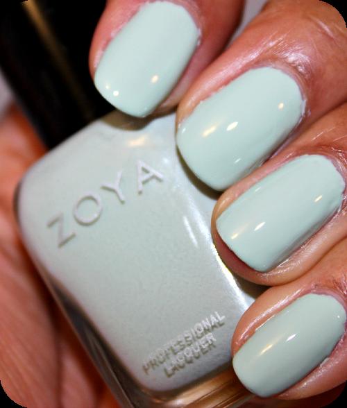 Zoya Lovely Nail Polish Neely
