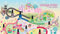 Sation Candylandia New for Spring X Press Release