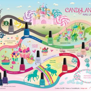 Sation Candylandia New for Spring X Press Release