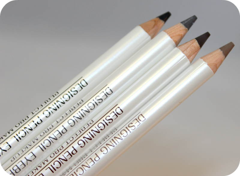 DHC Care eyebrow Pencils Open