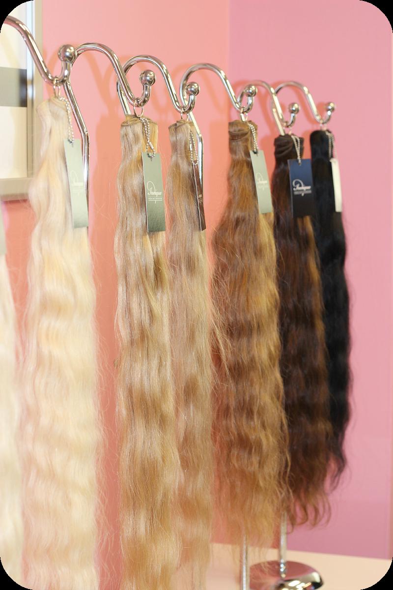 Indique Caucasian Hair