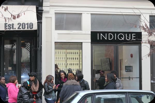 Indique Store Front