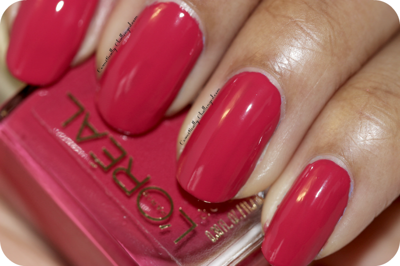 L'oreal Trendsetter Nail Polish in Crazy for Chic
