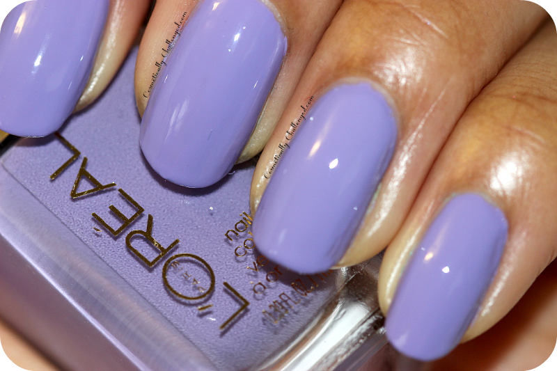 L'oreal Trendsetter Nail Polisn in Royalty Reinvented