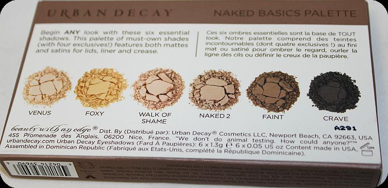 Naked Basic Back