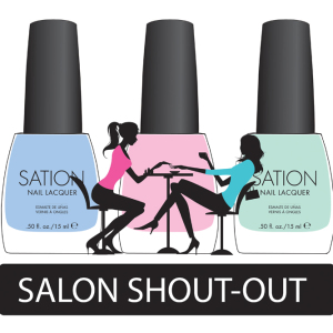 Sation Salon Shout Out Campaign