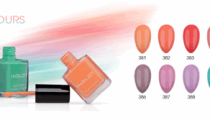 Inglot New Spring Pastel Nail Colours x Press Release