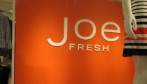 Let joe FRESH breathe life back in to your closet!