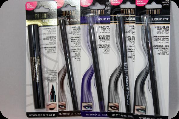 Milani Liquid Eye Pencils