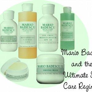 Mario Badescu and the Ultimate Skin Care Regimen