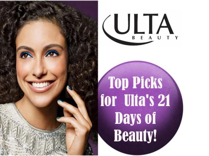 Slim Pickings for Ulta's 21 Days of Beauty