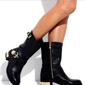 Military Inspired Vince Camuto Winchell Boots