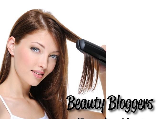 Beauty Blogger Favorite Heat Protectants