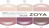 Zoya is going Au Naturale!