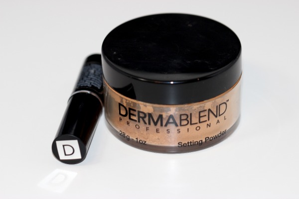 Dermablend Professional Quick Fix Concealer and Setting Powder