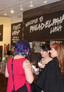 LUSH Spa Opens in Philadelphia