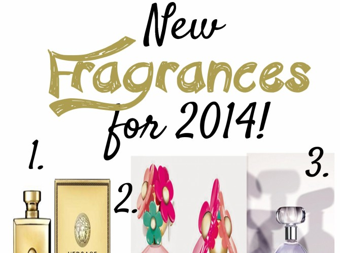 2014 New Fragrance Releases!
