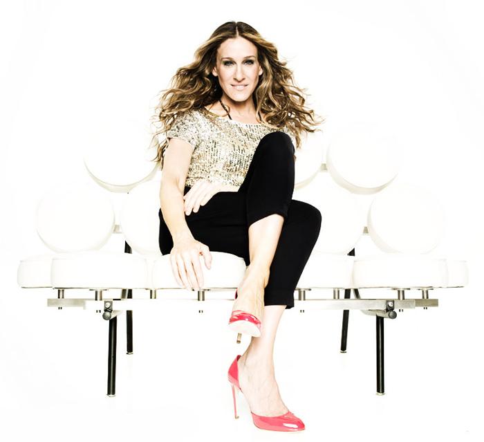 Sarah Jessica Parker Launches New Shoe Line