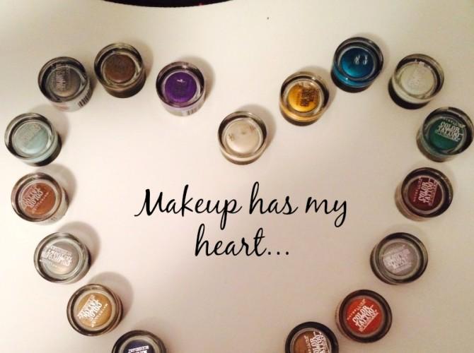 Makeup Has My Heart!