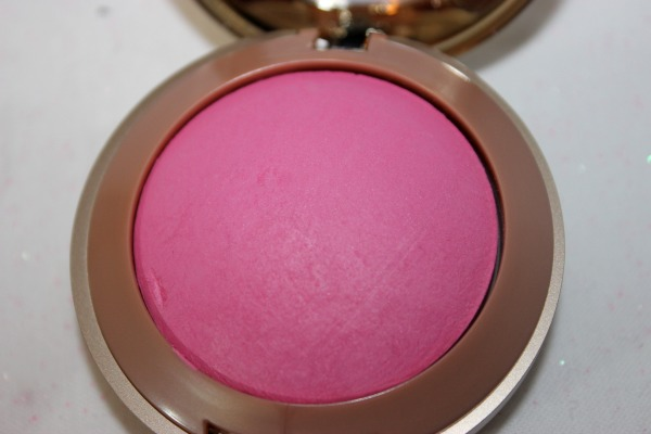 Milani Cosmetics Matte Baked Blush Pink Deliziosa