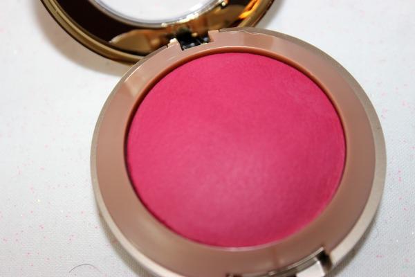 Milani Cosmetics Matte Baked Blush Bella Rosa