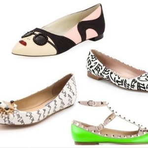 Open Toed Shoes not Allowed at Work? No Problem! Shop my Pointed Toe Flats Picks!