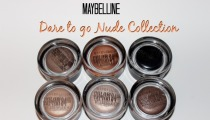 Maybelline Dare To Go Nude Color Tattoos *Limited Edition*