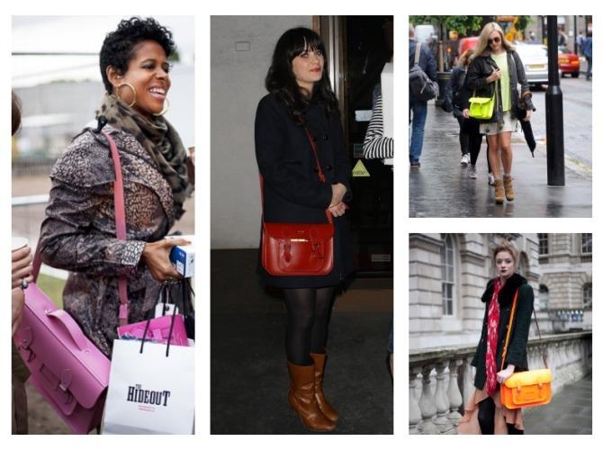My Newest Handbag Obessesion: The Cambridge Satchel