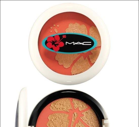 Shopping My Stash MAC Surf Baby Blush