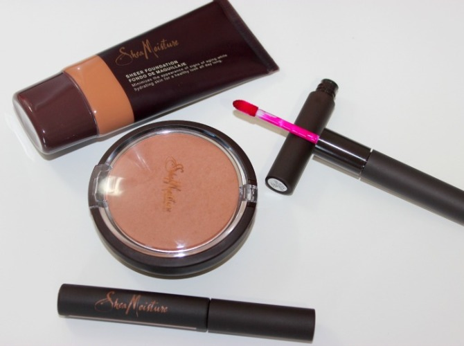 SheaMoisture Cosmetics Foundation and Concealer Review. Plus See Them in Action!