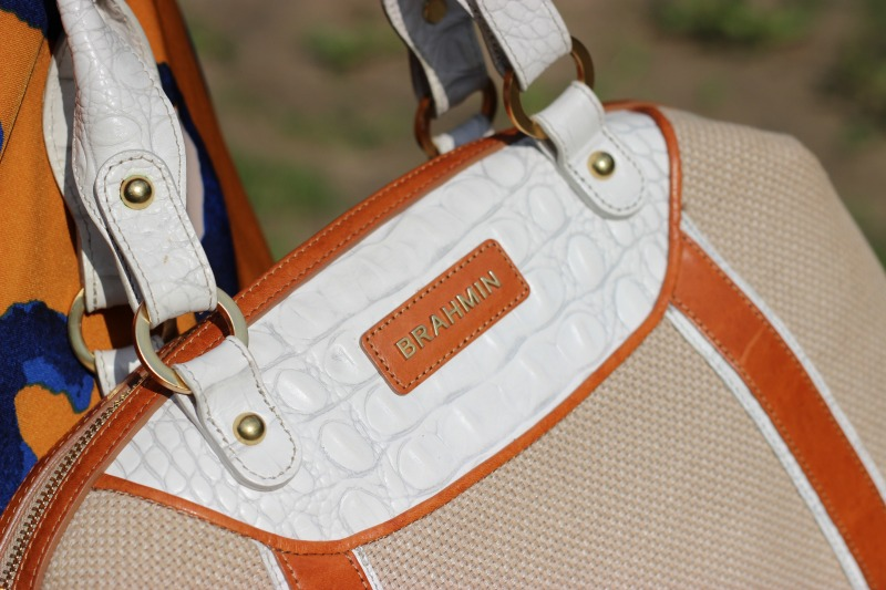 Brahmin Handbag OOTD.jpg