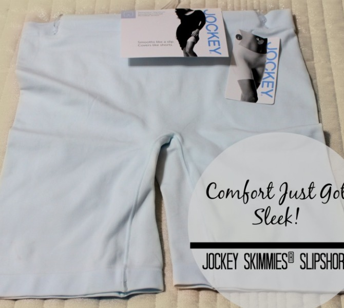 Comfort Just Got Sleek with the NEW Jockey Skimmies ® slipshorts!