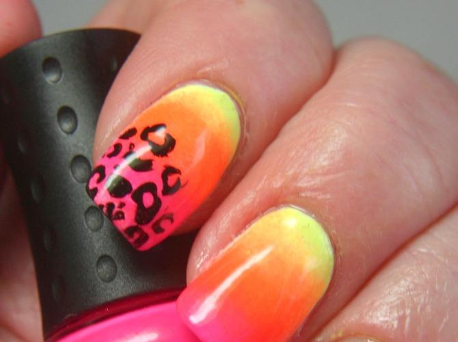 Nubb Couture Presents Rad Neon Leopard!