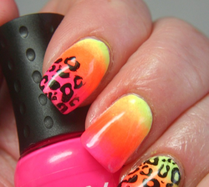 Nubb Couture Presents Rad Neon Leopard!