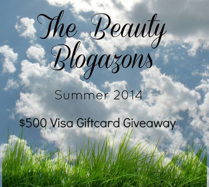 How Does a $500 Visa Giftcard sound?- Give Away!