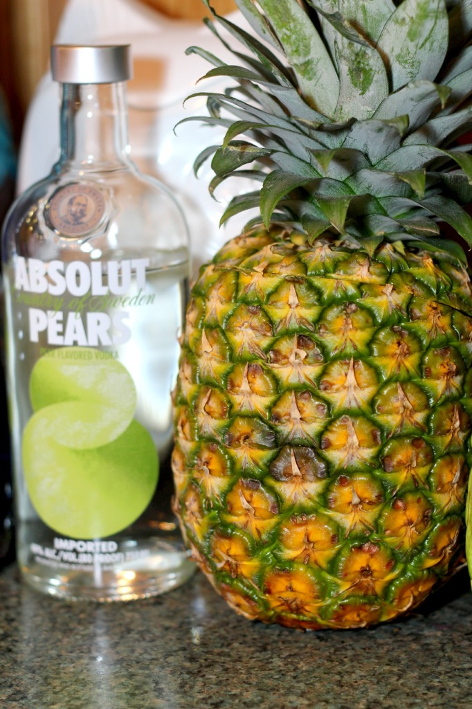 Cocktail, Summer Drink Series, Cosmetically Challenged, Absolut Pear