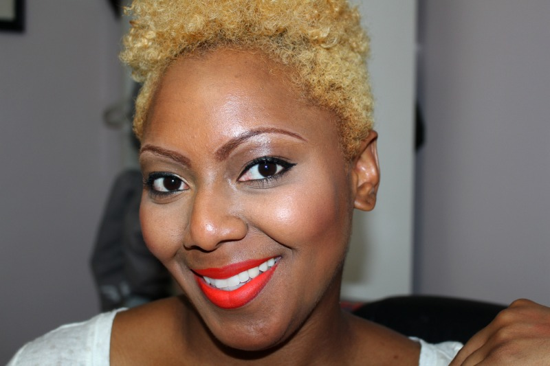 Cosmetically Challenged Wearing Black Up Cosmetics Lipstick in the Color 34M.jpg