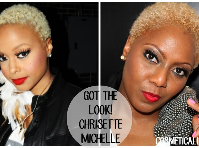 I Got the Look! Channeling Chrisette Michele