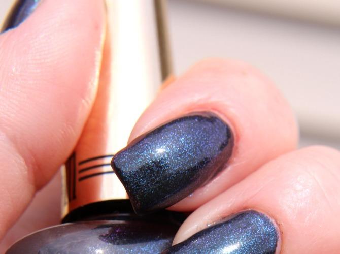 Milani Cosmetics Bella Bleu Nail Polish Swatches