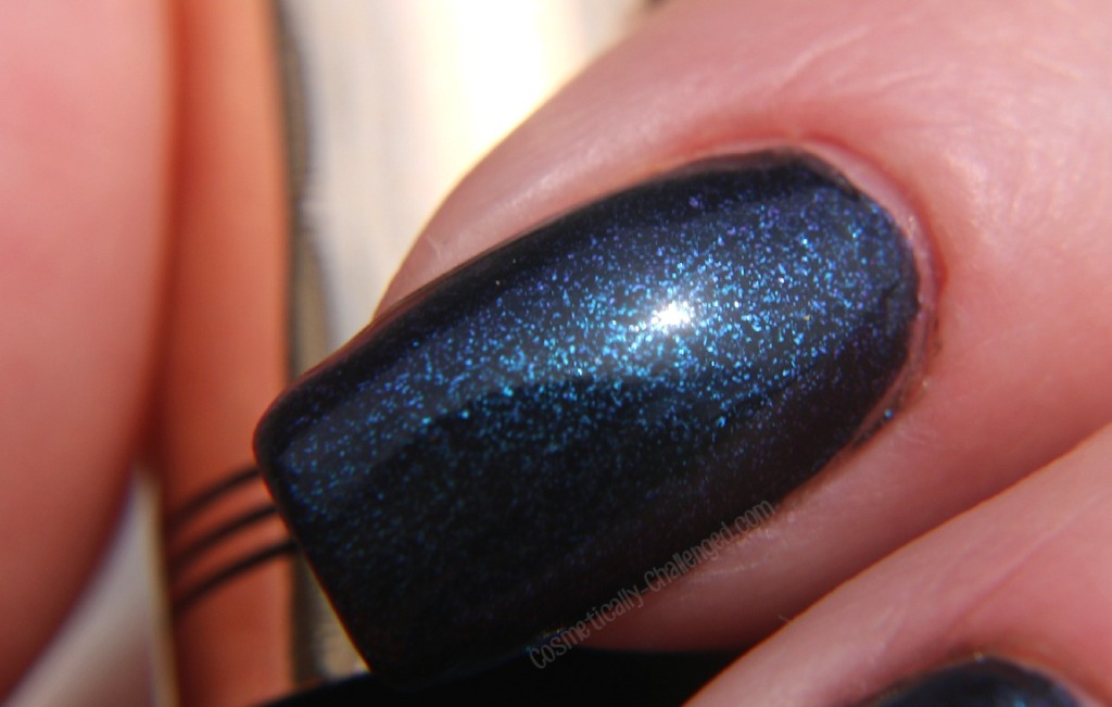 Milani Cosmetics Bella Blue Nail Polish